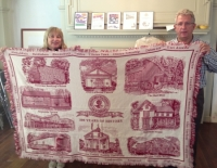 Commemorative Woven Throw